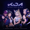 K/DA, Madison Beer & (G)I-DLE - POP/STARS (feat. Jaira Burns)