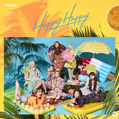 TWICE - HAPPY HAPPY - EP