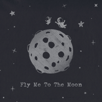 The Macarons Project - Fly Me to the Moon