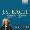 Various Artists - J.S. Bach: Complete Edition, Vol. 1/10  artwork
