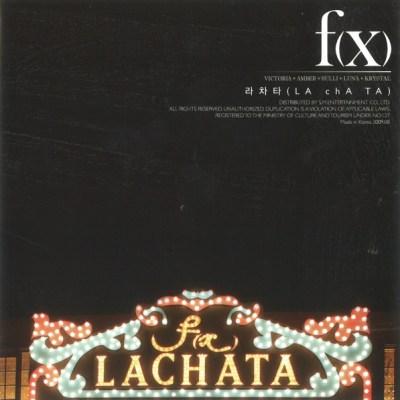 f(x) - 라차타 LA chA TA - Single