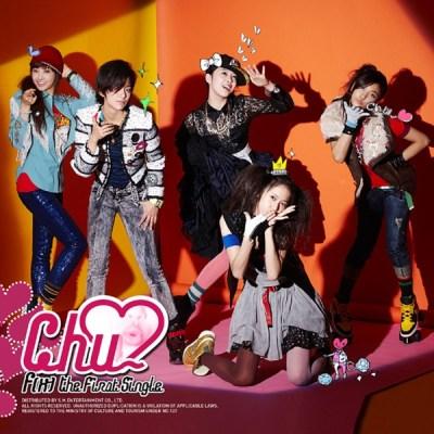 f(x) - Chu~♡ - The 1st Single - Single
