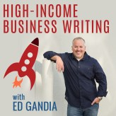 Image result for High-Income Business Writing Podcast