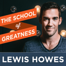 Image result for school of greatness podcast itunes