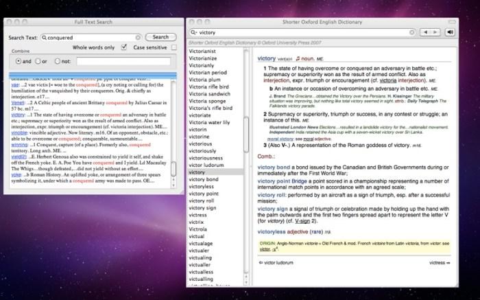 Shorter Oxford English Dict Screenshot 03 57sho5n