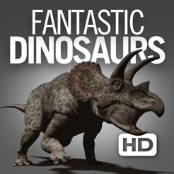 Fantastic Dinosaurs HD