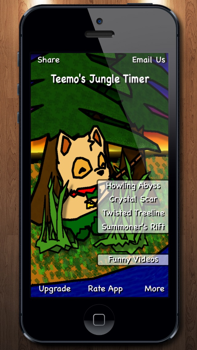 Teemo s Jungle Timer for League of Legends   App Price Drops     Screenshot  8 for Teemo s Jungle Timer for League of Legends