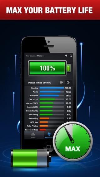 Battery Power Free Screenshot