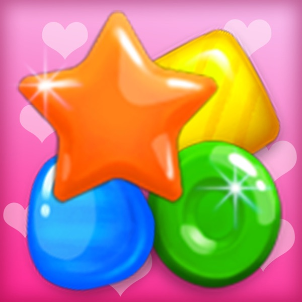 Cute Candy Classic Game:Free Adventure Clear
