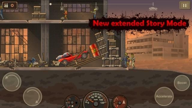 Earn to Die 2 Screenshot