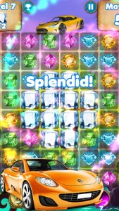Car Games Puzzle Match   pop cute gems and jewels   App Price Drops     Screenshot  7 for Car Games Puzzle Match   pop cute gems and jewels