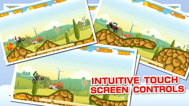 Moto Race Pro Screenshot