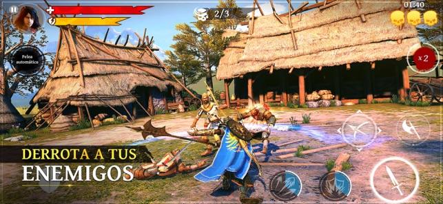 Iron Blade: RPG Medieval Screenshot