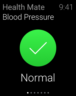 ‎Withings Health Mate Screenshot
