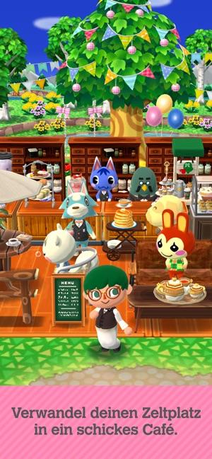 Animal Crossing: Pocket Camp Screenshot