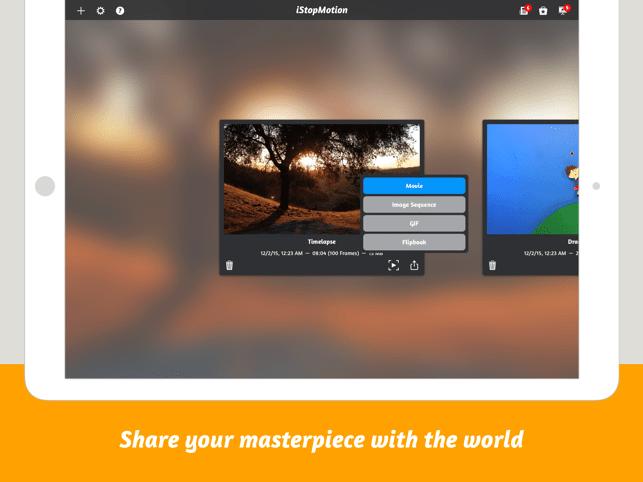 iStopMotion Screenshot