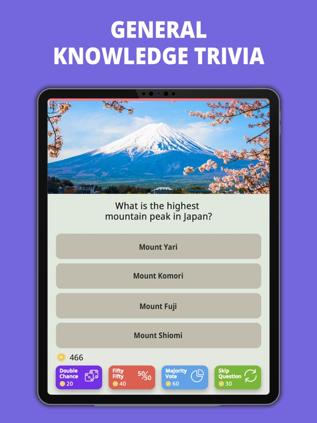 ‎Questions & Answers: QuizzLand Screenshot