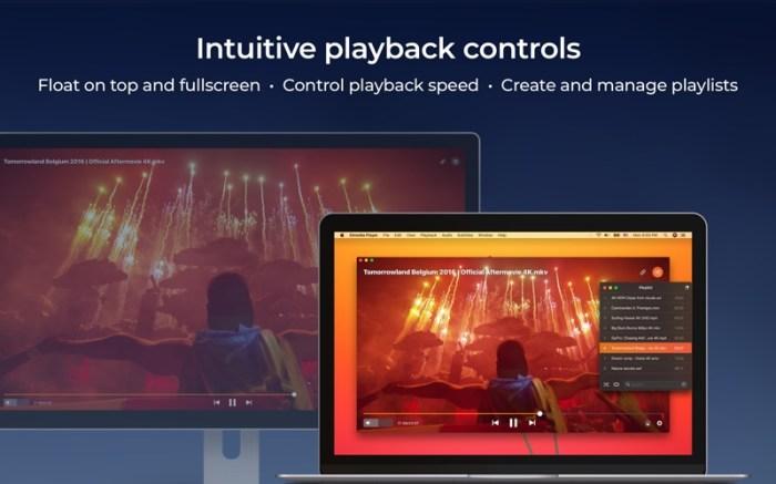 Elmedia:universal video player Screenshot 03 13a4win
