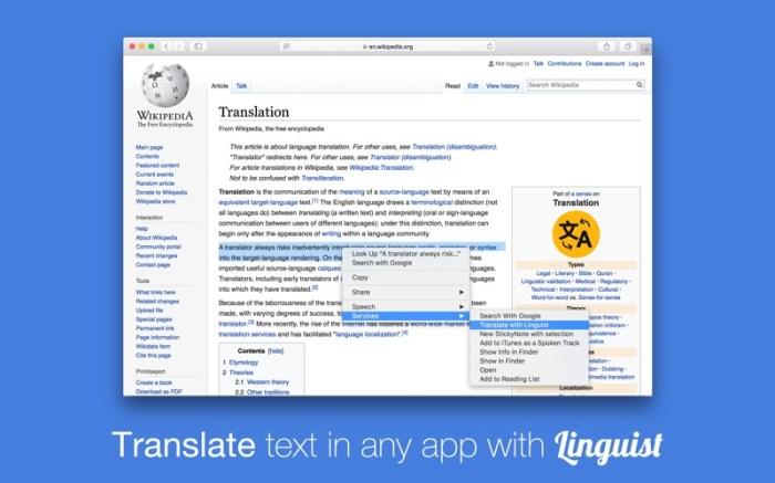 Linguist: Easy Translate App Screenshot 05 lg2i78n