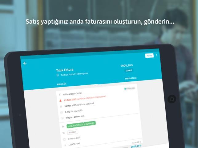 Paraşüt - Ön Muhasebe Yönetimi Screenshot