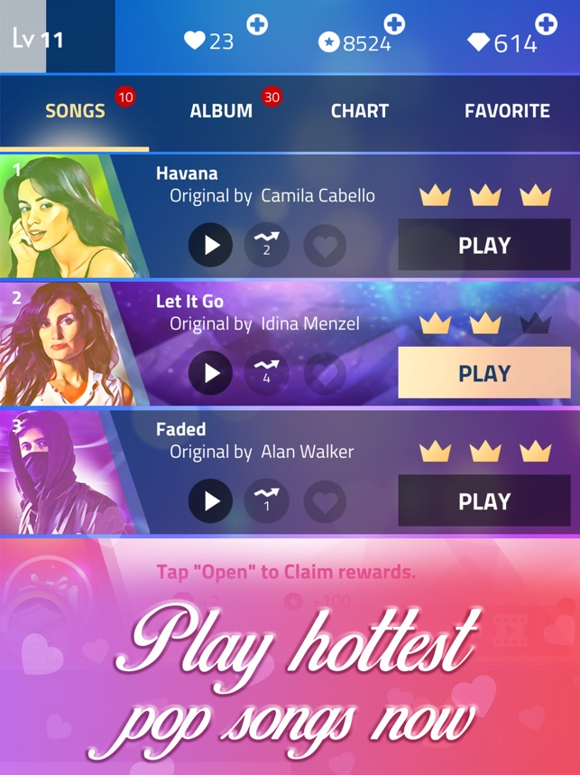 ‎Magic Tiles 3: Piano Game Screenshot