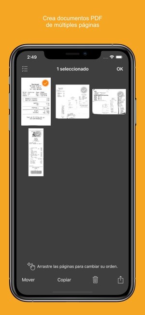 Genius Scan+ - PDF Scanner Screenshot