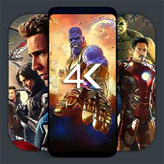 4K Superheroes Wallpapers