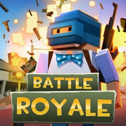 ‎Grand Battle Royale: Pixel FPS