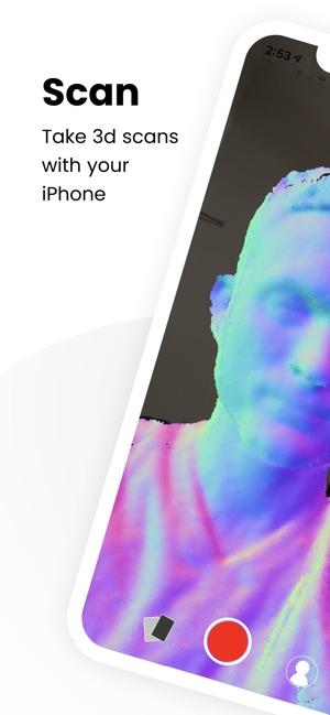 Capture: 3D Scan Anything Screenshot