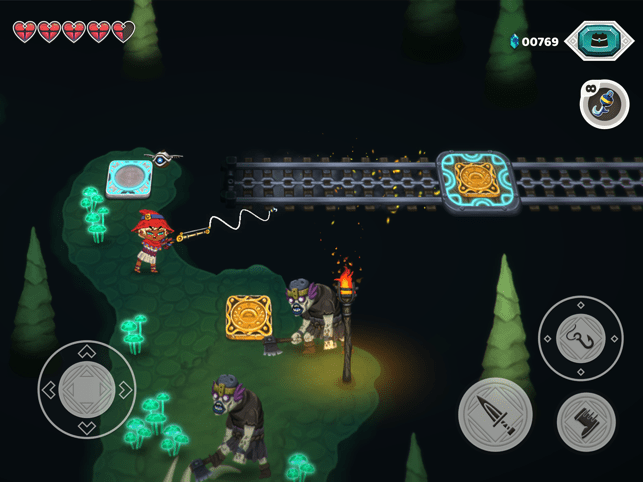 Legend of the Skyfish 2 Screenshot