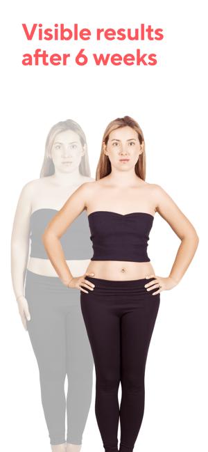 Organic Fit: Home Weight Loss Screenshot
