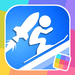 ‎Rocket Ski Racing - GameClub