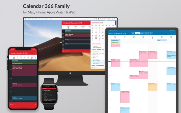 Calendar 366 II Screenshot 07 130gypn