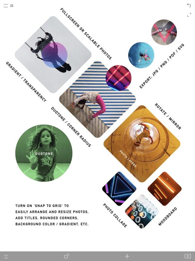 CREATE: Graphic Design + Fonts Screenshot