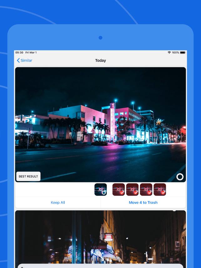 Gemini Photos: Gallery Cleaner Screenshot