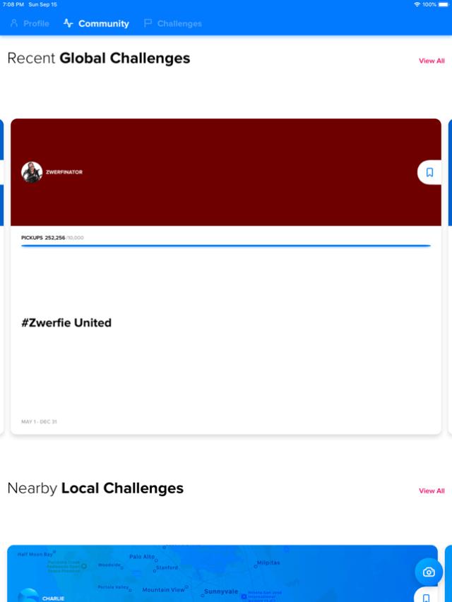 Litterati Screenshot