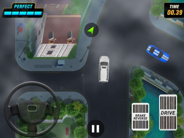 Parking Frenzy 2.0: Drive&park Screenshot