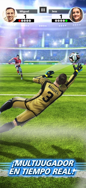 Football Strike Screenshot