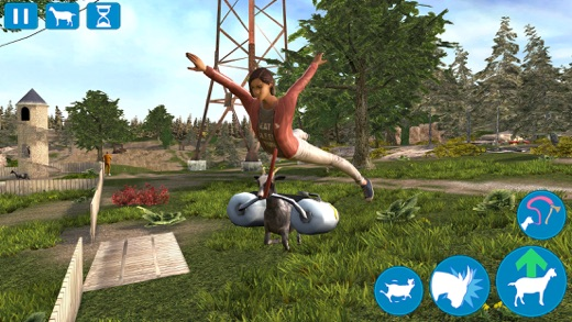 520x293bb Goat Simulator als Gratis iOS App der Woche Apple Apple iOS Entertainment Games Technology