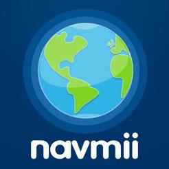 Navmii GPS España: Navegación sin conexión