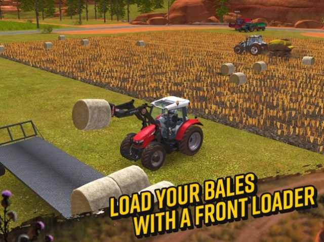 Farming Simulator 18 Screenshot