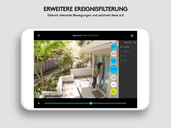 552x414bb Smart Home: Logi Circle - WLAN Kamera im Test Entertainment Gadgets Reviews Software Technology Testberichte Web