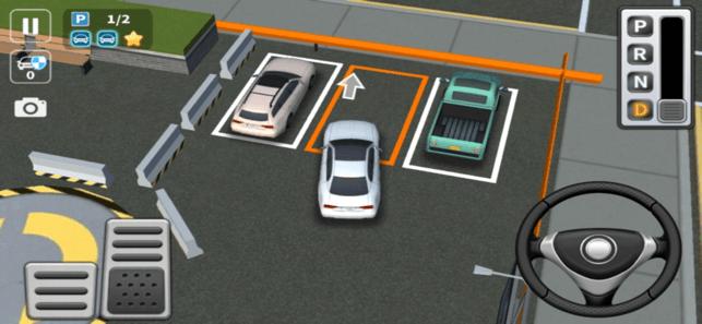 Parking King Screenshot