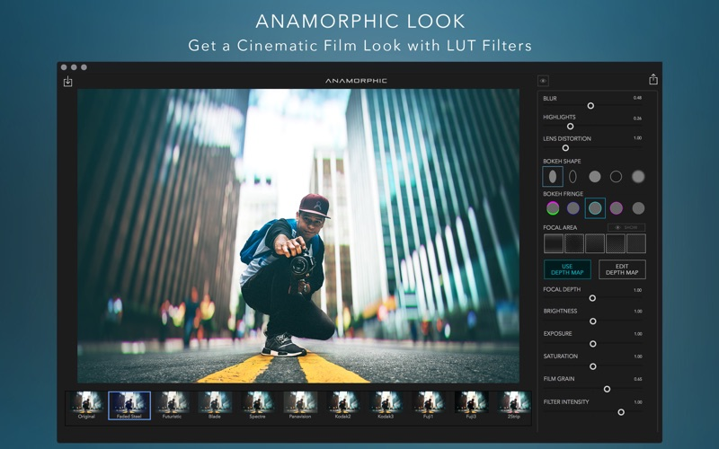 Anamorphic Pro DMG Cracked For Mac Free Download