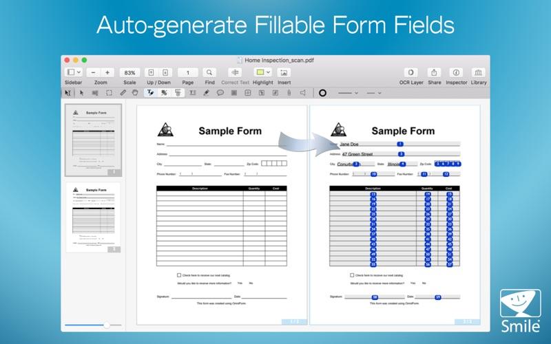 PDFpenPro Mac 破解版 优秀的PDF编辑工具