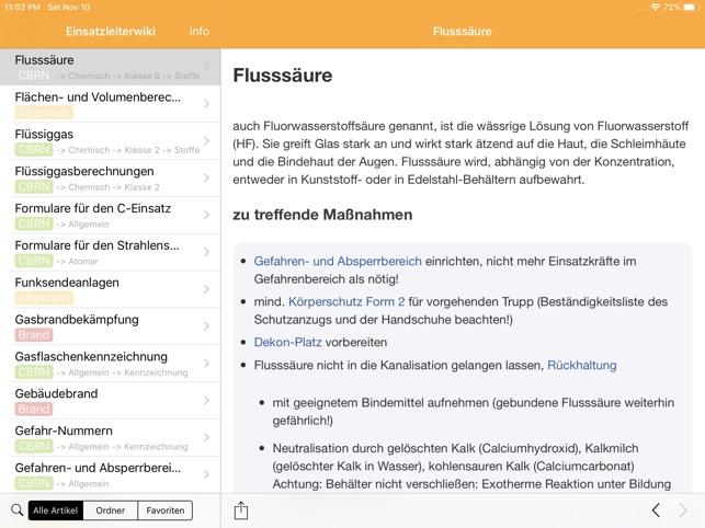 Einsatzleiterwiki Screenshot
