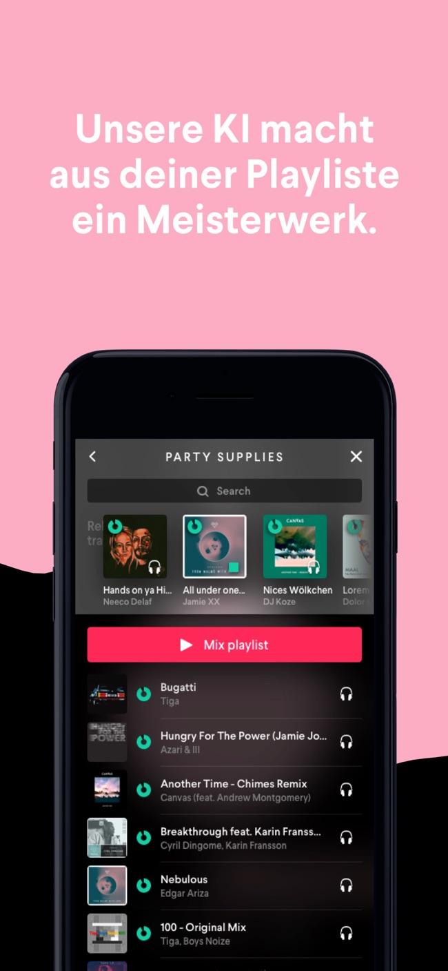 Pacemaker Screenshot