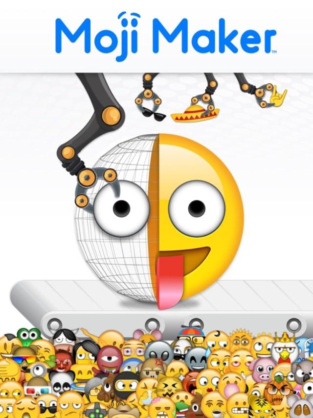 Moji Maker™ Screenshot