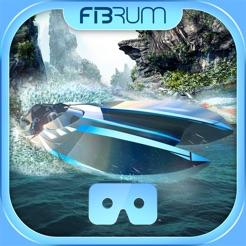 VR Aquadrome virtual racing