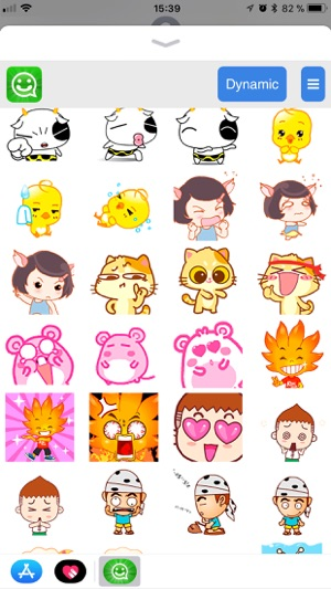 Stickers Packs for WhatsApp! Screenshot